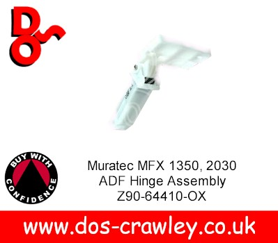 ADF Hinge, Left Muratec MFX 1350, 1930, 2030, Z90-64410-0X