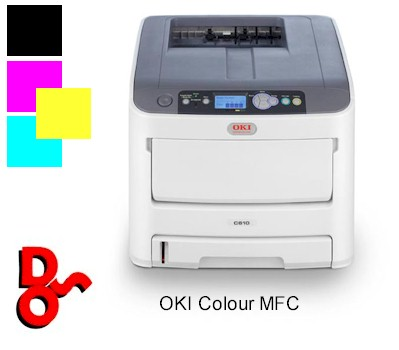OKI Colour Printer