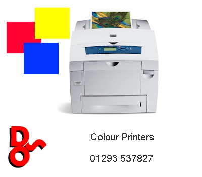 Printer Laser (Colour)