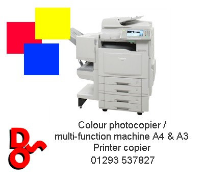 Multi-Function A3 Colour