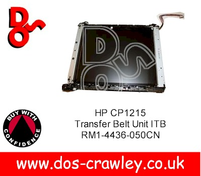 Transfer Belt Unit ITB RM1-4436-050CN, RM1-4436