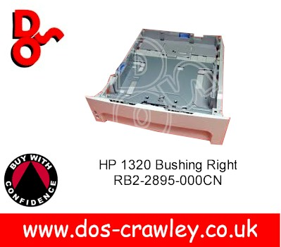 PF Cassette Assembly RM1-1322-000 HP 1320
