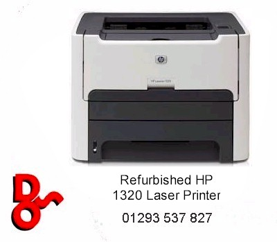 HP Laserjet P2015n Refurbished Laser Printer