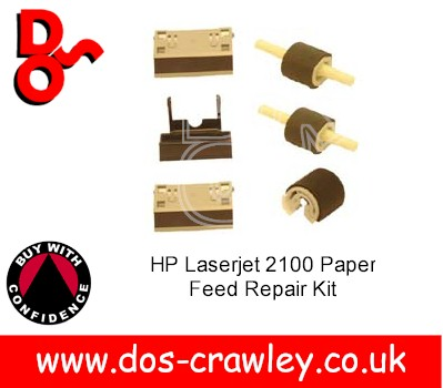 Paper Feed Repair Kit HP 2100 (Twin) HP-2100 SPF Kit