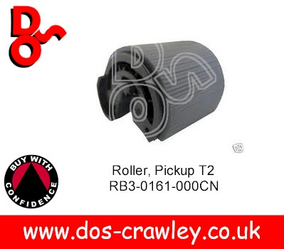 PF MP Roller, Pickup (D Shaped) HP 2500, RB3-0160-000CN