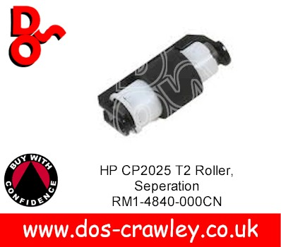 PF T2 Roller Seperation, HP CP2025, RM1-4840-000CN