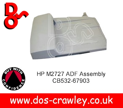 ADF Complete Assembly, HP M2727, CB532-67903