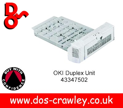 #MA Duplex Unit Oki C5 series, 43347502