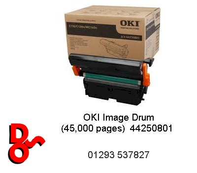 OKI Drum Image (up to 45,000 pages) 44250801