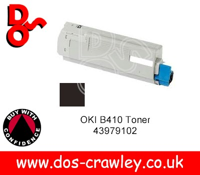 Toner Compatible Black OKI C5600, C5700 43324408