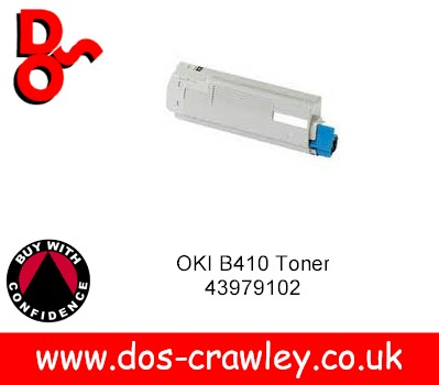 Toner Black Compatible, OKI C8600, C8800, MS40145, 43487712
