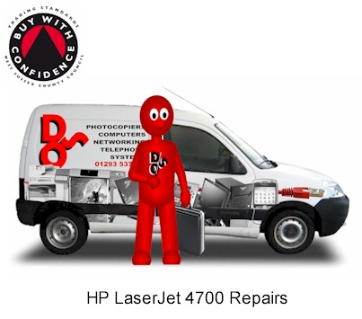 Haywards Heath A4 Colour Printer repair, repairs West Sussex