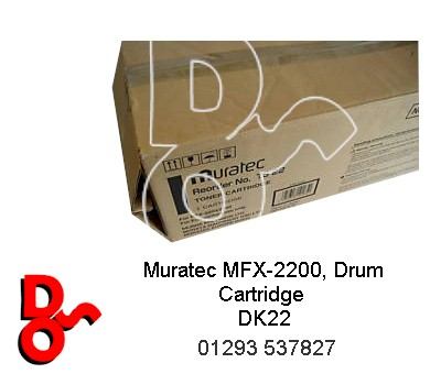Drum (PCU) Orig. DK22 for Muratec MFX 2200, 2225, 2700, 2725
