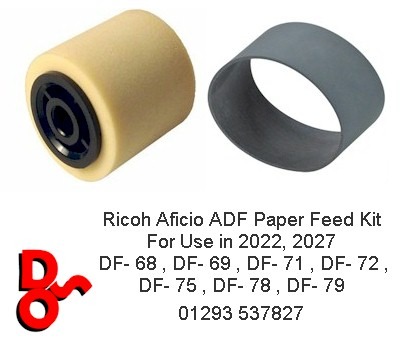ADF Paper Feed Kit Aficio 2022, 2027