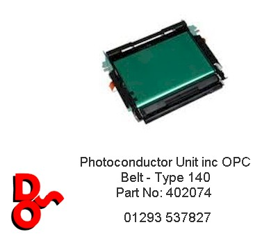 Ricoh Aficio CL1000 OPC Belt Type 140 402074